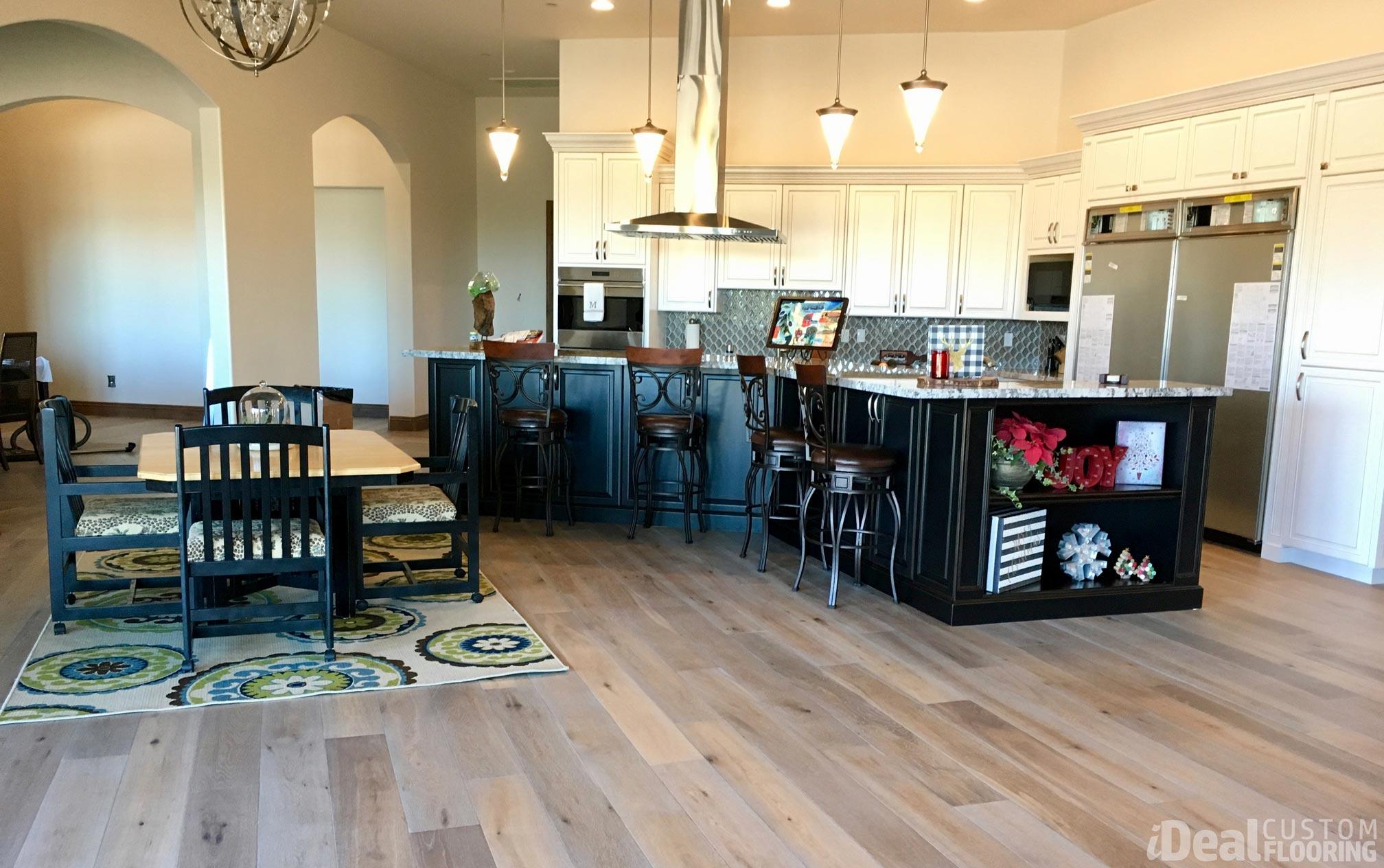 Engineered Floor Installation Gallery